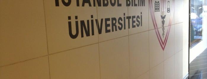 İstanbul Bilim Üniversitesi is one of ass.