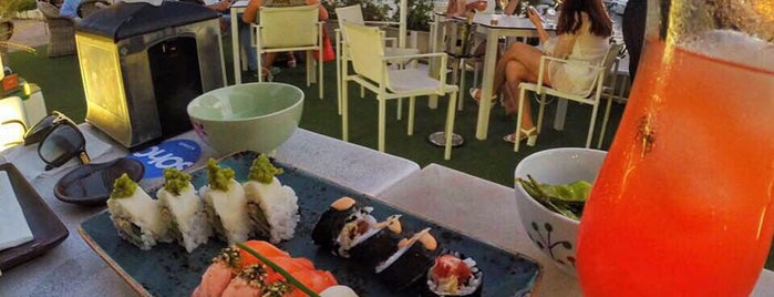 Ellas Sushi&Art is one of Must try - restaurant wish list.