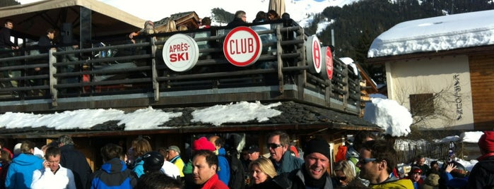 Le Rouge After Ski is one of Skigebiete.