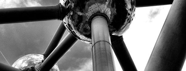 Atomium is one of Divers.