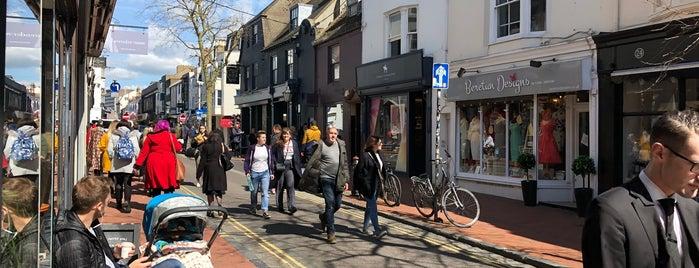 Bond Street Coffee is one of Brighton.