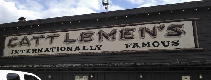 Cattlemen's Steak House is one of The 15 Best Places for Steak in Fort Worth.