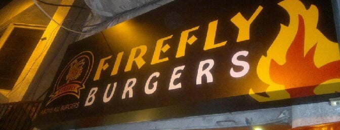 Firefly Burger is one of in love with.