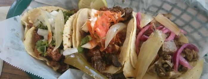 Los Comales Taqueria is one of Best Restaurants of 2011.
