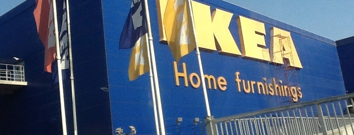 IKEA is one of Jeddah_vip.