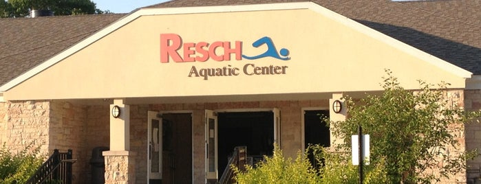 Resch Aquatic Center is one of Family fun!.