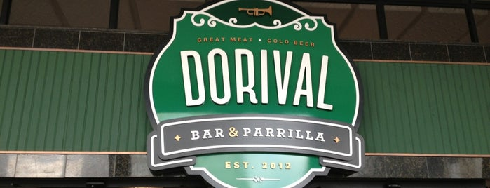Dorival Bar & Parrilla is one of Eu bebo sim e, estou vivendo..