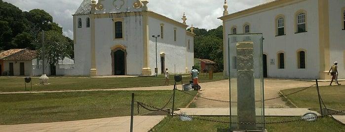 Centro Histórico de Porto Seguro is one of Porto Seguro, Brazil.