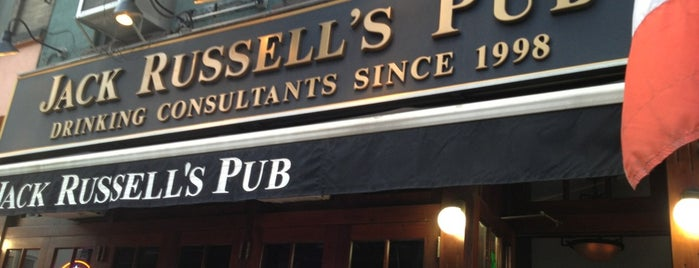 Jack Russell's is one of New York City.