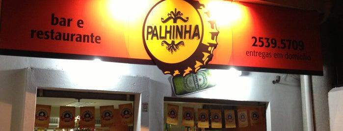 Palhinha is one of Meu Rio.