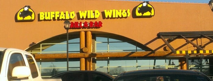 Buffalo Wild Wings is one of Favorite affordable date spots.