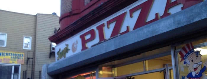 Tony Oravio Pizza is one of eats to try.