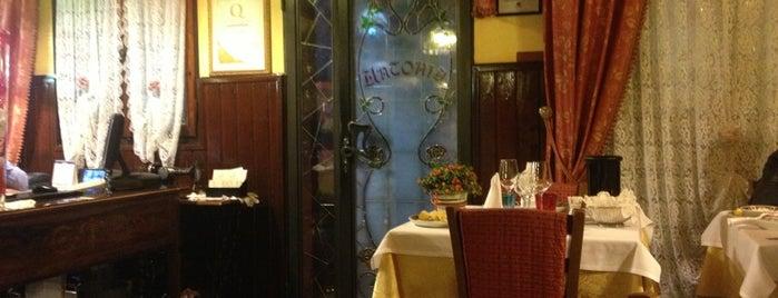 Trattoria dall'Antonia - Porto Menai is one of Food.