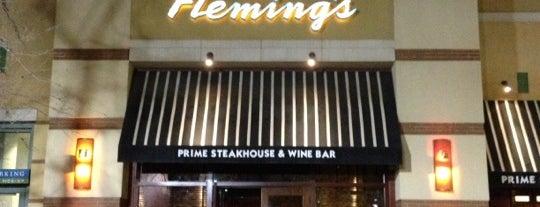 Fleming's Prime Steakhouse & Wine Bar is one of Top 10 dinner spots in Salt Lake City, UT.