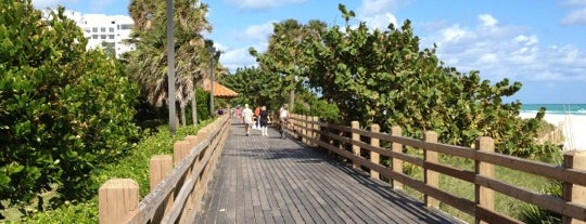 Miami Beach Boardwalk Is One Of The 15 Best Places For People Watching In