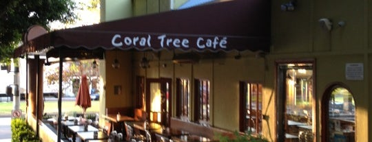 Coral Tree Café is one of Healthy eats.