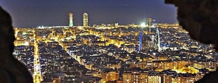 Canons del Carmel is one of Barcelona, Spain.