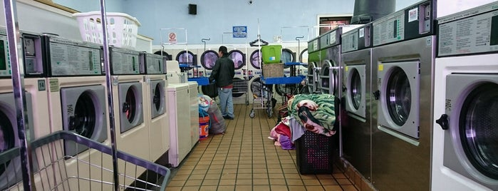 24 Hrs Laundromat is one of California 2014.