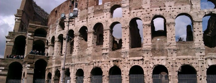 Piazza del Colosseo is one of Rome 9 Jan - 12 Jan.