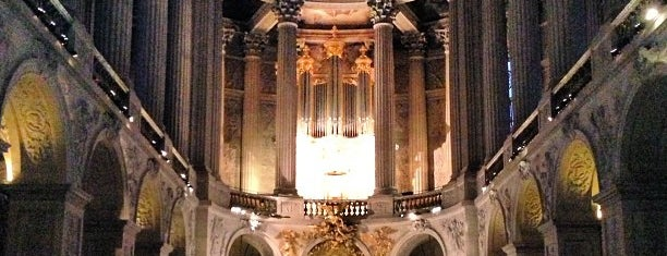 Chapelle Royale is one of Château de Versailles.