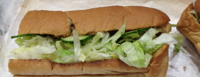 SUBWAY® is one of Subway.