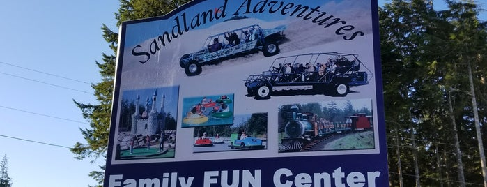 Sandland Adventures is one of Florence, OR.