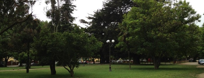 Ecuador Park is one of Penquista de corazón <3.