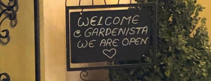 Gardenista is one of Cafe - brunchάδικο.