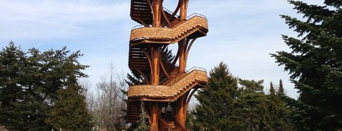 Cox Arboretum MetroPark is one of Favorites.