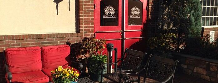 Lightfoot Restaurant is one of Leesburg, VA.