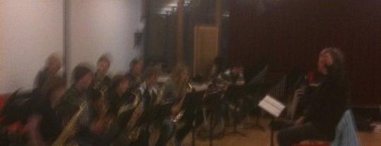 Muziekschool Enschede is one of Muziek Enschede #4sqCities.