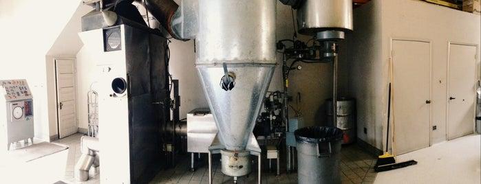 Graffeo Coffee is one of SF - Coffee.