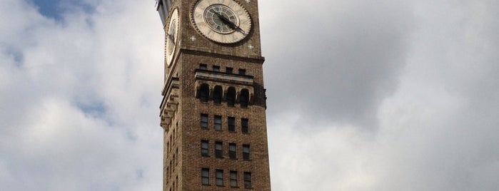 Bromo Seltzer Arts Tower is one of Art, Books, Music, And More.
