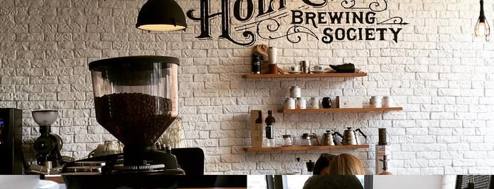 The Holy Cross Brewing Society is one of Frankfurt Cafe.