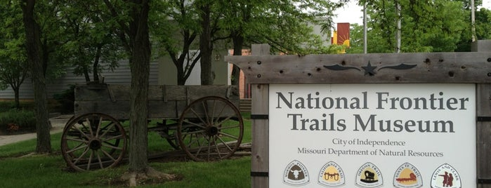 National Frontier Trails Museum is one of Museums.