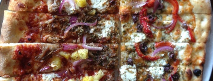 Flatbread Pizza Company is one of A State-by-State Guide to America's Best Pizza.