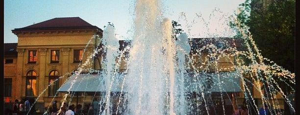 Dugonics tér is one of like.