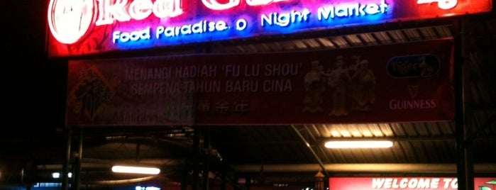 Red Garden Food Paradise & Night Market is one of Hawkers @ Penang.