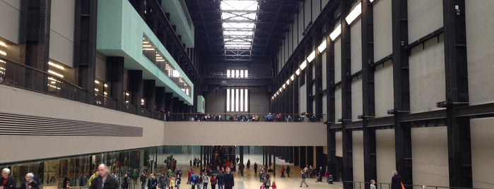 Tate Modern is one of arts ○△♡.