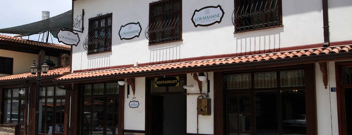 Lokmahane Restaurant is one of Konya.
