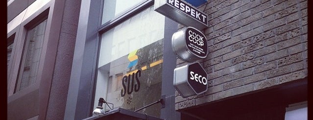 seco bar is one of Clubs/Dances/Music Spots.