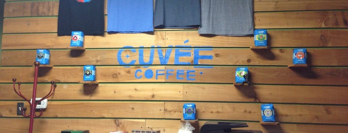 Cuvée Coffee Roasting Company is one of Austin 2018 Itinerary.