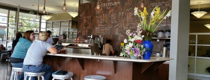 Steeltown Coffee & Tea is one of Kahve & Çay.