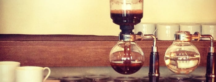 Cafe Obscura is one of Potable Coffee Global.