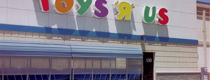 """Babies """"R"""" Us is one of Shopping."""