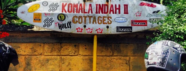 Komala Indah Cottages is one of accommodation.
