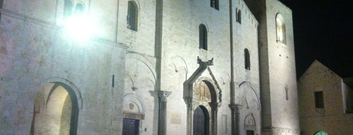 Basilica di San Nicola is one of Puglia: See & Do.