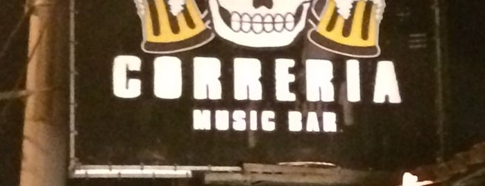 Correria Music Bar is one of Quero Ir.