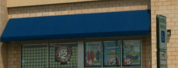 Five Below is one of Popular places.