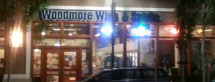 Woodmore Wine and Spirits is one of Regulars.